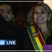 Bolivie : la sénatrice Jeanine Añez se proclame présidente par intérim