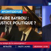 Affaire Bayrou : une justice politique ?
