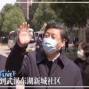 Coronavirus: Xi Jinping se rend à Wuhan pour la première fois depuis le début de l'épidémie