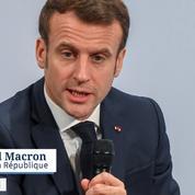 Emmanuel Macron propose un moratoire mondial sur la dette africaine