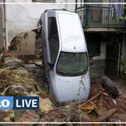 Le nord de l'Italie touché par des orages violents