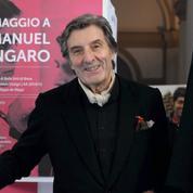 Emanuel Ungaro, créateur de mode franco-italien, est mort
