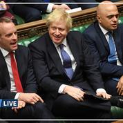L'accord sur le Brexit de Boris Johnson remporte un premier vote au nouveau Parlement