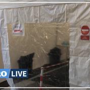 Coronavirus: les images de l'intérieur du centre de confinement à Carry-le-Rouet