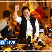 La cheffe de l'opposition péruvienne, Keiko Fujimori est sortie de prison