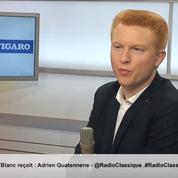 «Juan Branco a complètement rompu avec La France Insoumise», assure Quatennens