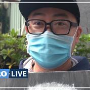 Coronavirus: le masque chirurgical au coeur de la crise sanitaire