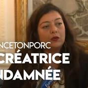 Sandra Muller, créatrice de #balancetonporc, condamnée : «La bataille continue»