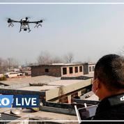Comment les drones viennent à la rescousse face à l'épidémie de coronavirus