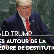 Donald Trump : la procédure de destitution expliquée en 5 dates