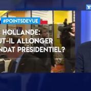 François Hollande: faut-il allonger le mandat présidentiel?