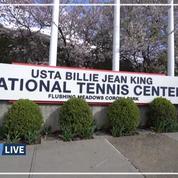 À New York, le centre national de tennis se transforme en hôpital temporaire