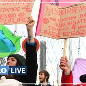 COP25: des militants pour le climat manifestent pour «protéger» leur avenir