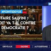 Affaire Salvini: le droit va-t-il contre la démocratie?