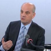 Réforme du bac: Jean-Michel Blanquer «assume de vouloir rehausser le niveau général»