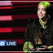 Brit Awards: Billie Eillish meilleure artiste féminine internationale