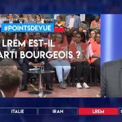 LREM est-il un parti bourgeois ?