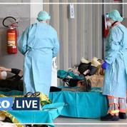 Coronavirus: plus de 662 nouveaux décès en Italie annoncés le 26 mars