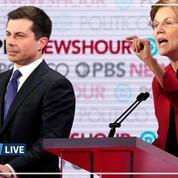 États-Unis: les candidats démocrates débattent et s'affrontent sur les gros donateurs