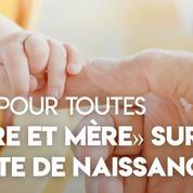 PMA pour toutes : «Mère et mère» sera inscrit sur l'acte de naissance, annonce Belloubet