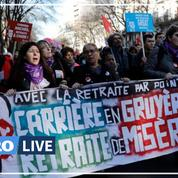 Grève du 6 février: paroles de manifestants