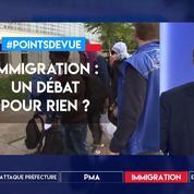 Immigration : un débat pour rien?