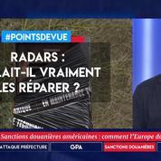 Radars : fallait-il vraiment les réparer ?