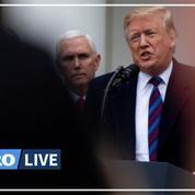 Coronavirus: Trump craint un rebond de l'épidémie et décrie la réouverture partielle de la Géorgie