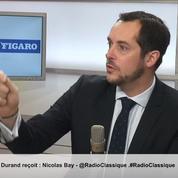 Syrie: «Le sultan Erdogan veut rétablir le grand Empire ottoman», déplore Nicolas Bay