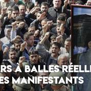 Irak : les forces de sécurité tirent à balles réelles sur les manifestants, la répression se durcit