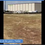 Texas : un passant filme la fusillade à Odessa
