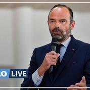 Édouard Philippe: «Beaucoup d'asymptomatiques seront testés» au coronavirus