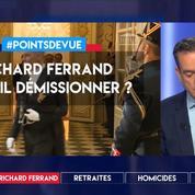 Richard Ferrand doit-il démissionner ?