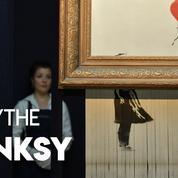Banksy : on vous explique ses œuvres, son mythe et son message