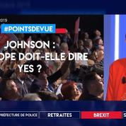Johnson : l'Europe doit-elle dire YES ?