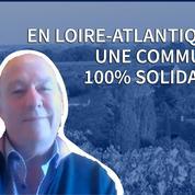 En Loire-Atlantique, les habitants d'une commune rurale organisent un grand réseau d'entraide