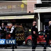 Attaque à Romans-sur-Isère: «Il a pris un couteau de boucherie et a poignardé un client»