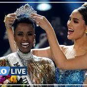 «Nous devons apprendre aux filles à diriger», lance Zozibini Tunzi, Miss Univers 2019