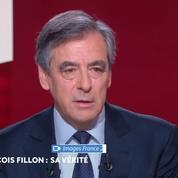 François Fillon: «Pénélope a été ma première et ma plus importante collaboratrice»