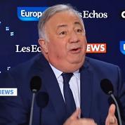 Retraites: «L'enjeu ne mérite plus ce grand blocage», considère Gérard Larcher