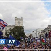 Le moment où le Royaume-Uni a officiellement quitté l'Union européenne