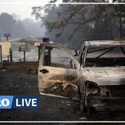Australie: les effroyables dégâts des incendies du week-end