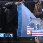 Irak: Les raids des Etats-Unis ravivent un sentiment anti-américian