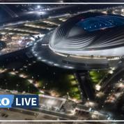 Coupe du monde 2022: le Qatar dévoile l'avancée des travaux