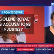 Ségolène Royal: des accusations injustes?