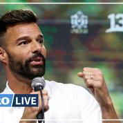 Chili: Ricky Martin apporte son soutien aux manifestants ayant perturbé un festival