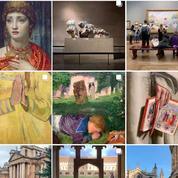 Art Club - Instagram, nouvelle vitrine de l'art ?