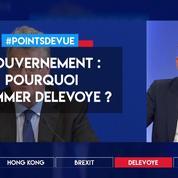 Gouvernement : pourquoi nommer Delevoye ?