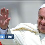 Le Pape exprime son soutien aux victimes du virus et de la Syrie