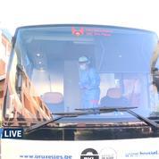 En Belgique, un bus testeur au secours des maisons de retraite